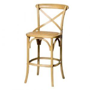 כסא בר איקס טבעי - תמונה ראשית
