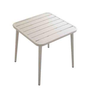 שולחן אלומיניום LINEN