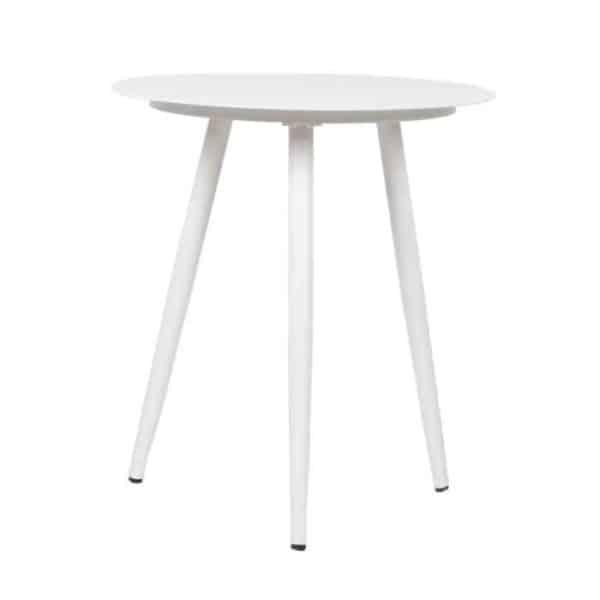שולחן קפה עגול אופוויט