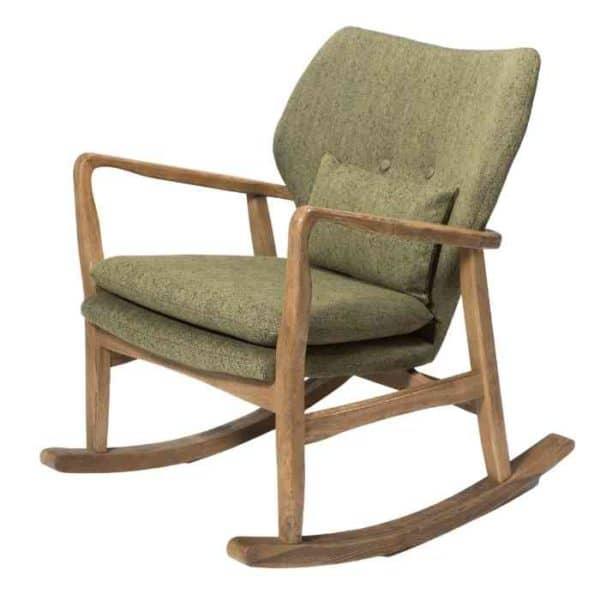כורסא נדנדה KYLA ירוקה