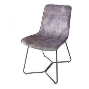כסא אוכל PLOMARI אפור - תמונה ראשית