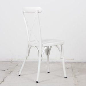 כסא אלומיניום איקס Offwhite