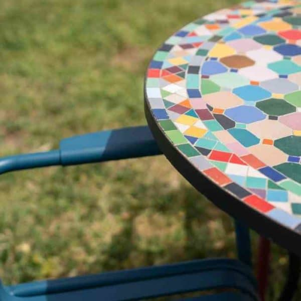 שולחן פסיפאס מרוקאי