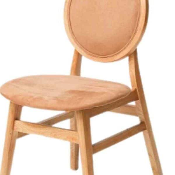 כסא אוכל גב עגול סטאפן