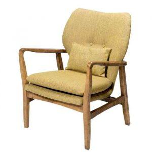 כורסא דגם KYLA חרדל - תמונה ראשית