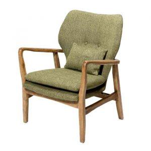 כורסא דגם KYLA ירוק - תמונה ראשית