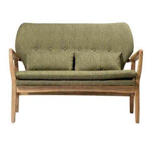 ספה זוגית KYLA ירוק - תמונה ראשית