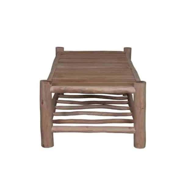 שולחן חוץ טיק דגם Blora