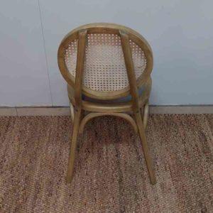 כסא לפינת אוכל ראטן