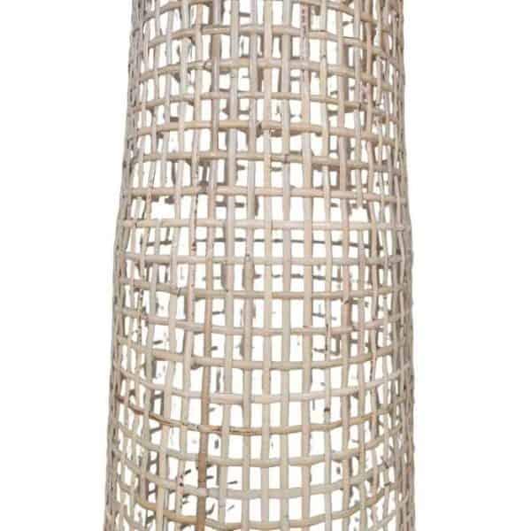 מנורת קונוס ראטן