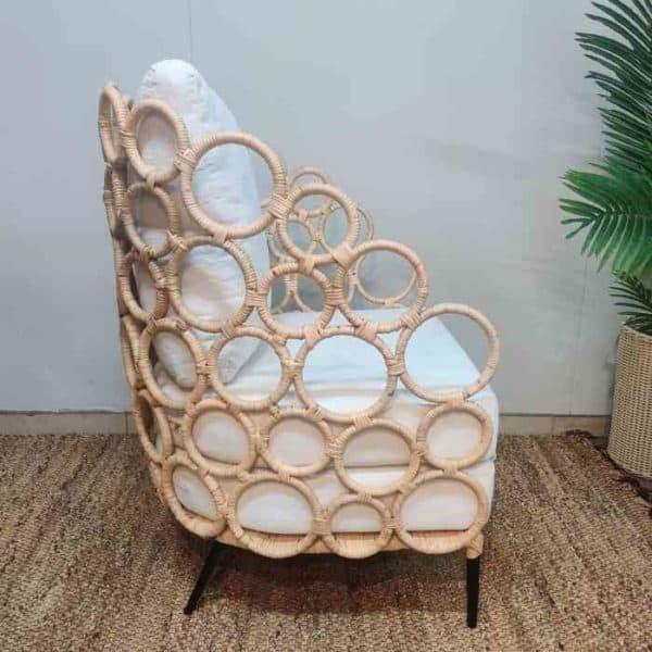 כורסא מעוצבת דגם OXXA