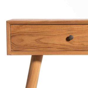 VINA קונסולה מעץ טיק