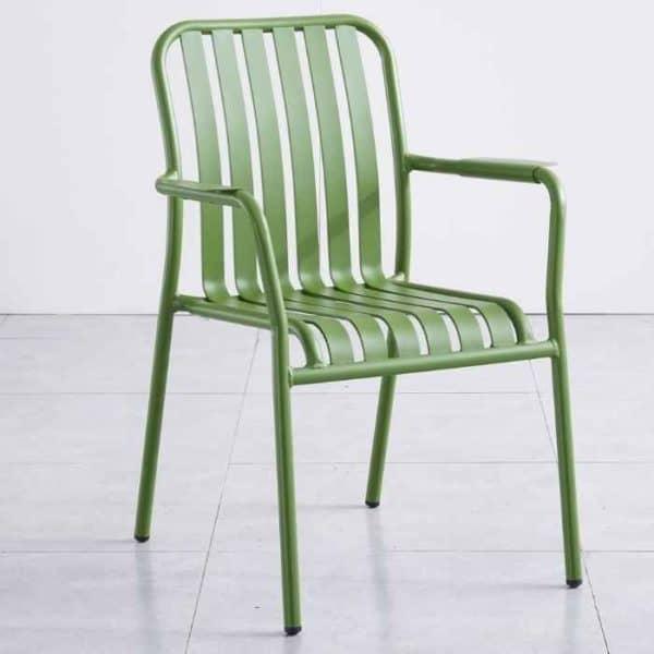 כסא ירוק LINEN