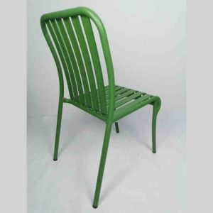 LINEN כסא אלומיניום ירוק