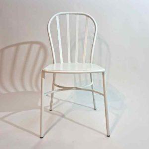 Joy כסא אלומיניום מעוצב לחצר