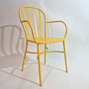 Joy כסא אלומיניום גינה