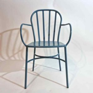 Joy ריהוט גן - כסא אלומיניום רטרו