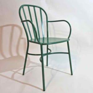 Joy ריהוט גן - כסא אלומיניום מעוצב